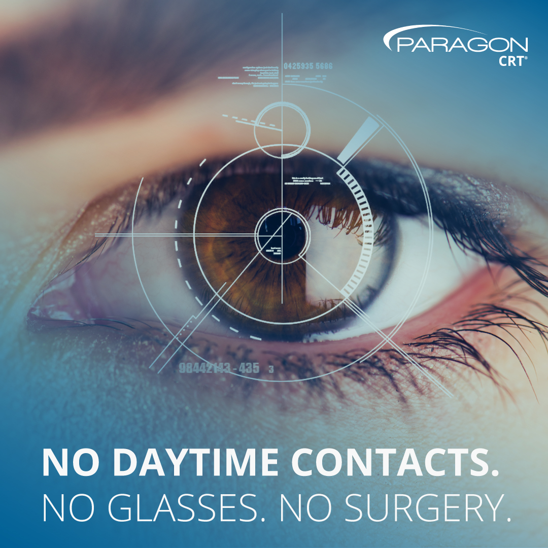 No daytime contacts no glasses no surgery